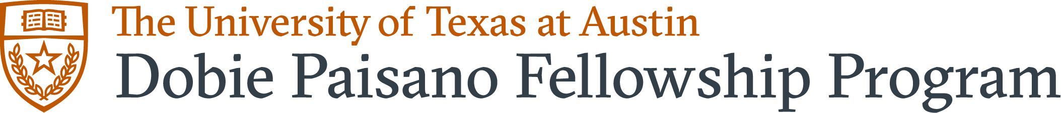 Dobie Paisano Fellowship logo